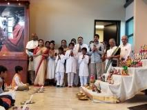Medha Suktam chanting