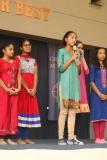 Bala Vihar Grade 10 presentation on Navaratri Symbolism