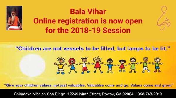 2018-19 online registration